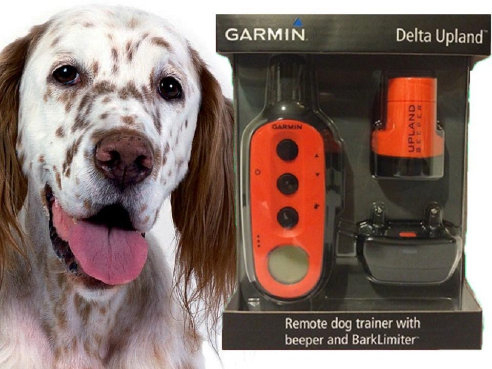 Garmin BarkLimiter Delta Dog Device  Behavior Training