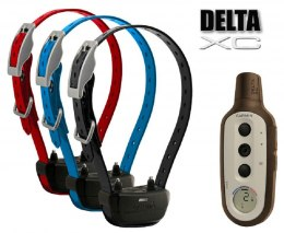 3 dogs collar Garmin Delta XC 800