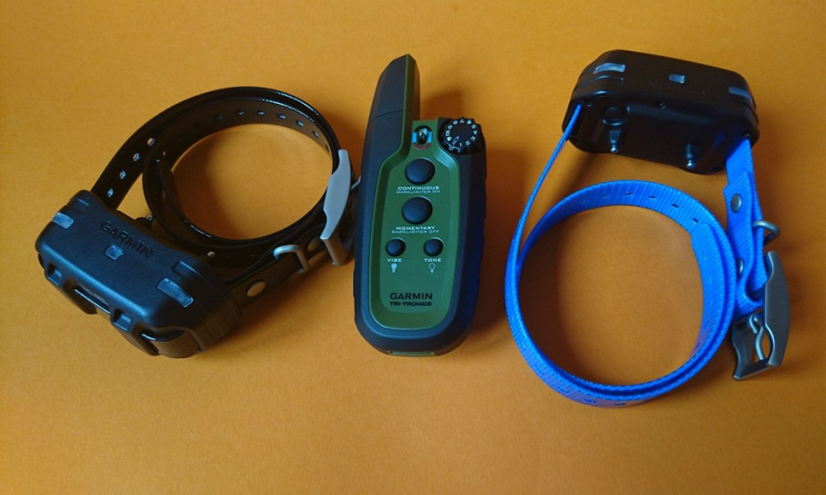 dog collar Garmin Sport PRO for 2 dogs