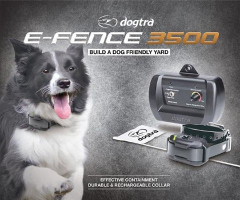 DOGTRA E-Fence 3500 for 2 dogs
