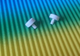 Plastic electrodes for GARMIN collars, models Alfa 100 TT15 and mini as well as Atemos 100 KT15