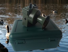Electronic decoy Mini Colibri R310 CHIP 3 duck geese